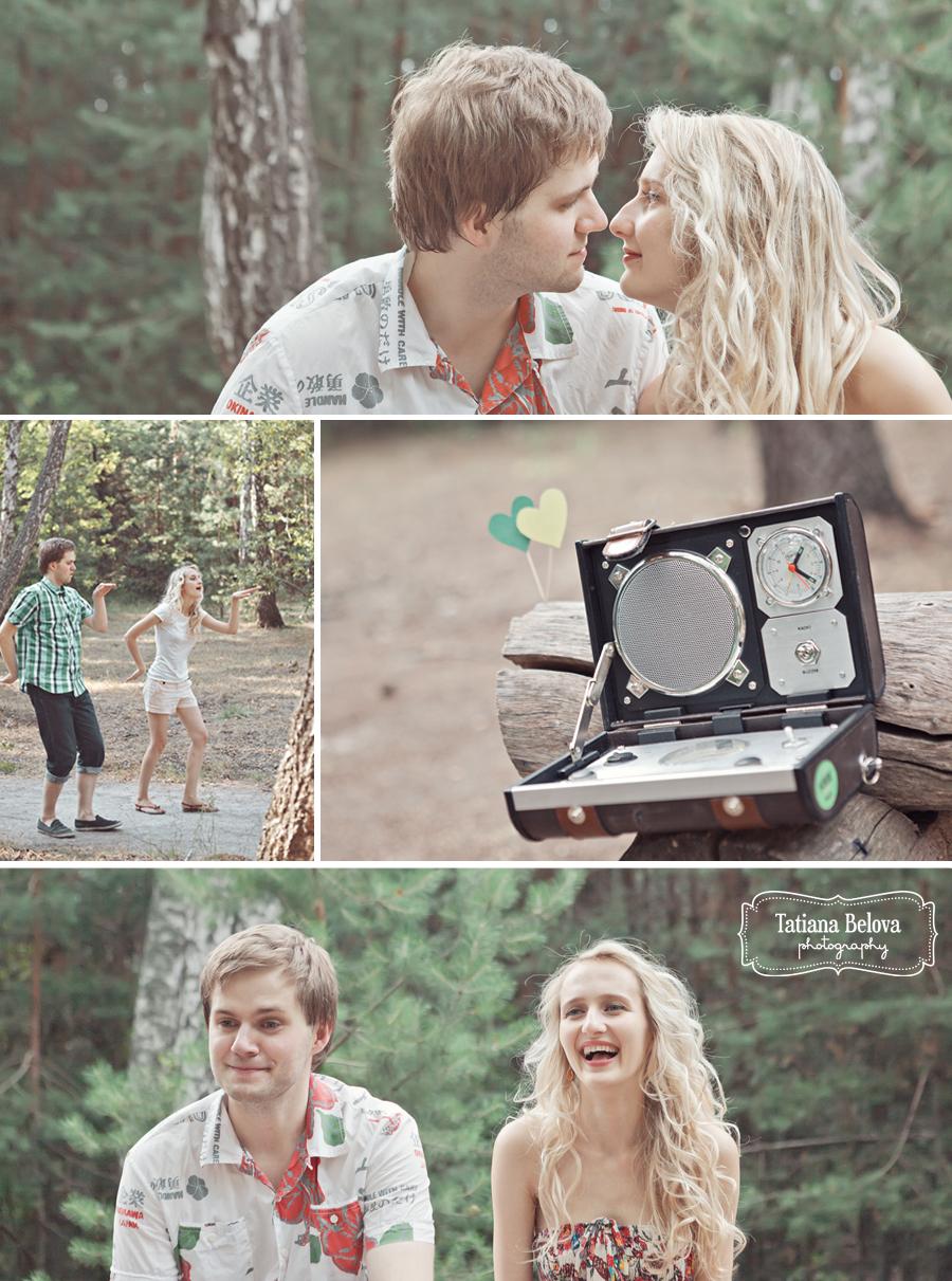 видеосъемка love story